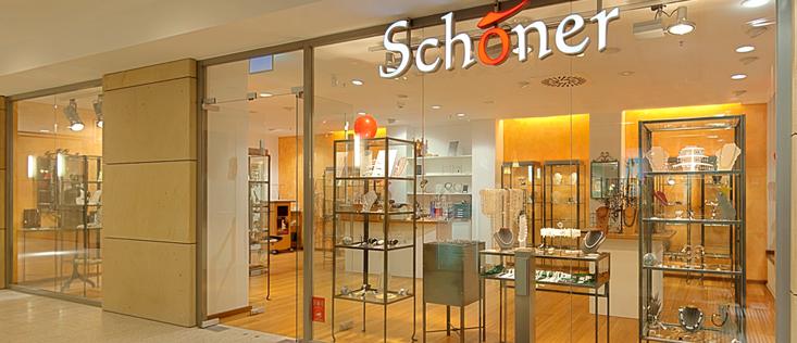 Laden Schmuck Schöner in Heidelberg