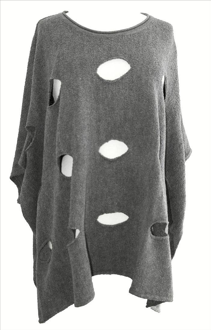 akh fashion lagenlook pullover berweit mode lafeo. Black Bedroom Furniture Sets. Home Design Ideas
