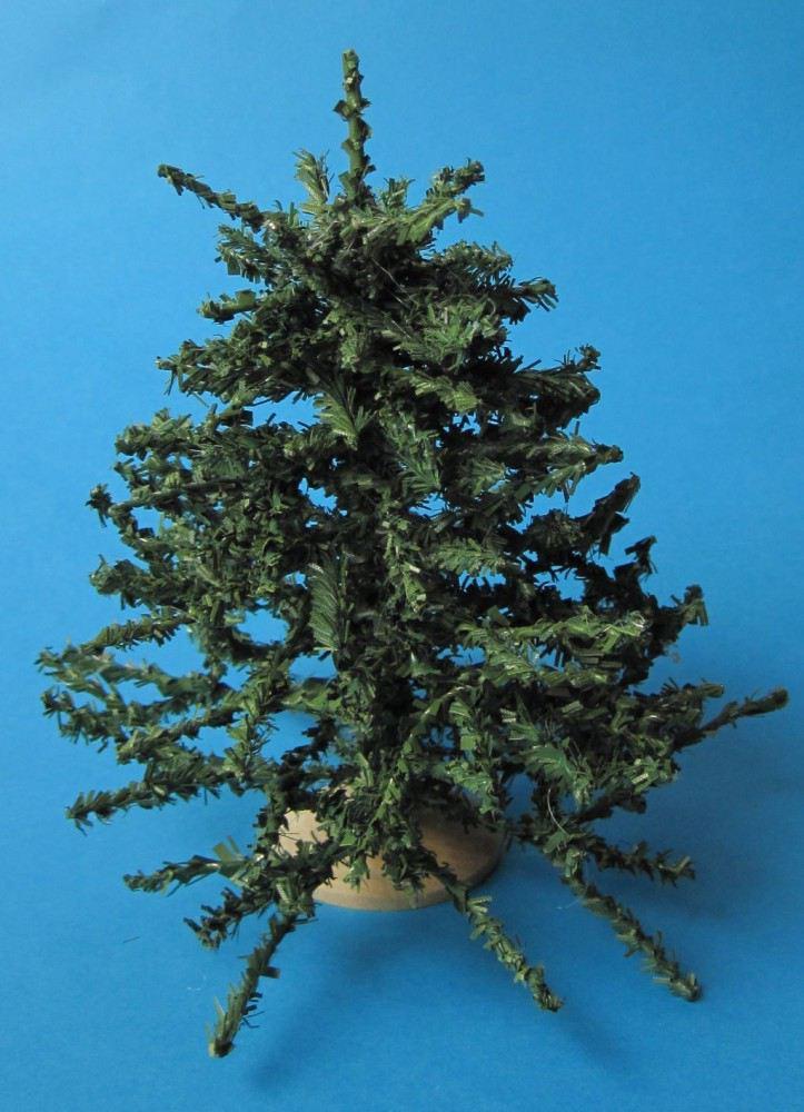 weihnachtsbaum klein mit st nder weihnachtliche dekoration. Black Bedroom Furniture Sets. Home Design Ideas