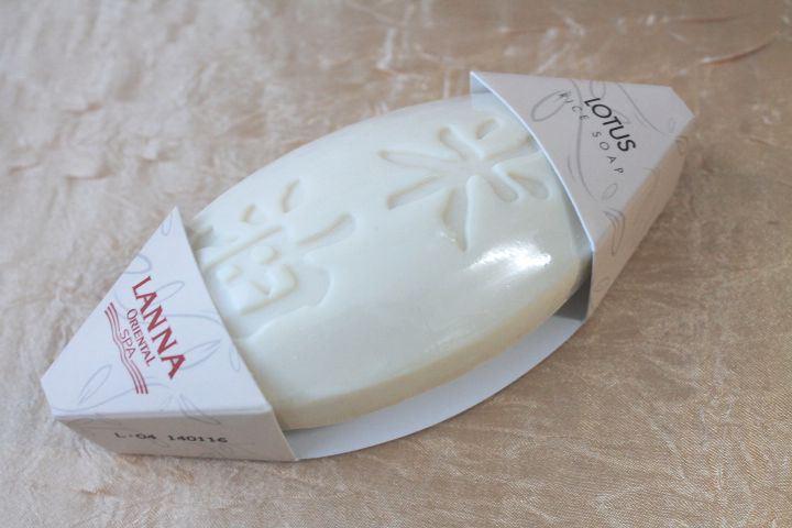 lanna oriental reis lseife lotos 100 g reisseife handcreme seife lafeo. Black Bedroom Furniture Sets. Home Design Ideas