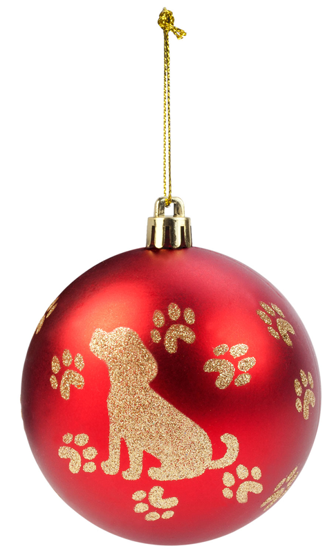 christbaumkugeln weihnachtskugeln hund. Black Bedroom Furniture Sets. Home Design Ideas