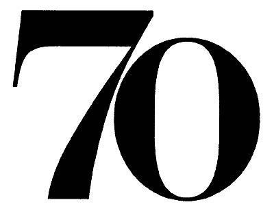 70 number images clipart