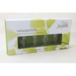 Farfalla Naturparfum Geschenkset Collection 2