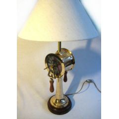 **Exclusive- Maritime Stehlampe- Telegraf- H 59 cm