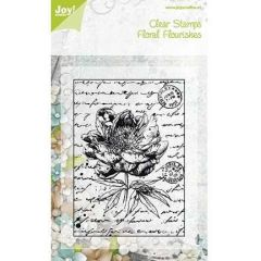 Stempel Old Letter Rose Nr. 1
