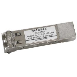 Netgear NG Mini-GBIC Glasfaser Modul AGM732F 1000-Base LX für GSM7312, GSM7324, GSM7224, GS724T, GS748T