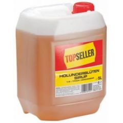 TOPSELLER (Quality) Sirup Holunderblüte 5l