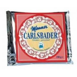 MANNER Carlsbader Oblaten gezuckert