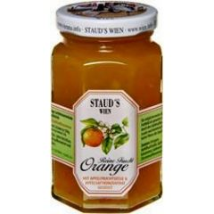 Staud´s Orange Fruchtaufstrich - reine Frucht