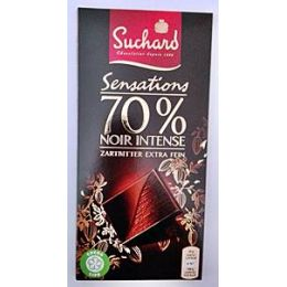 Suchard Sensations 70% Noir Intense