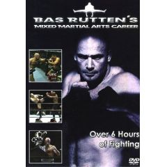 Bas Rutten's Mixed Martial Arts Career