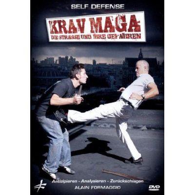 Krav Maga - Die Strasse und ihre Gefahren   DVD248 / EAN:3760081027828