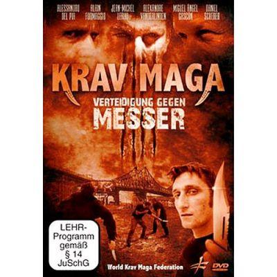 Krav Maga Verteidigung gegen Messer | DVD271 / EAN:3760081027590
