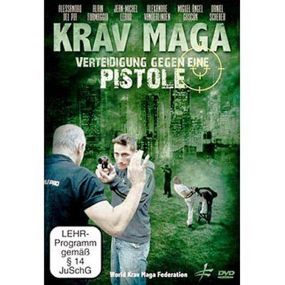 Krav Maga Verteidigung gegen eine Pistole | DVD283 / EAN:3760081027477