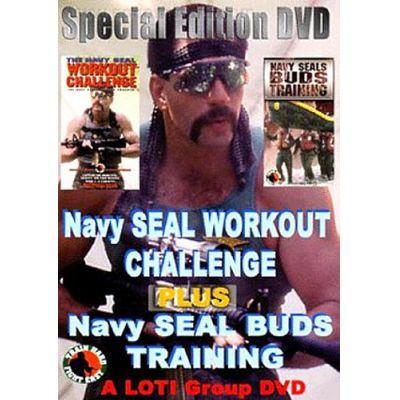 Navy SEAL Workout Challenge   DVD564 / EAN:0611597805642