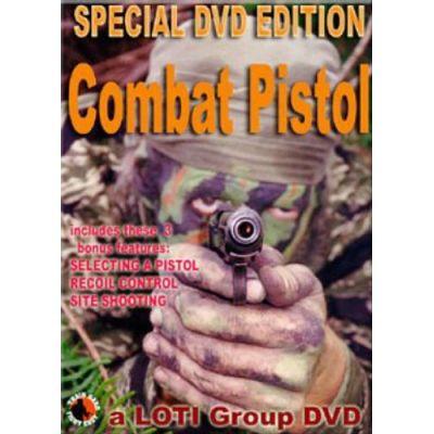 Combat Pistol | DVD662 / EAN:0611597806625