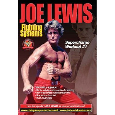 Joe Lewis Fighting Systems: Supercharge Workout 1 | JL-11 / EAN:0625866005046