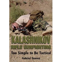 Kalashnikov Rifle Gunfighting