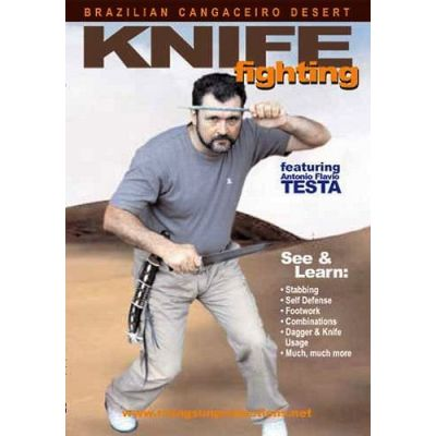 Brazilian Cangaceiro Desert Knife Fighting | M29-D / EAN:0625866002366