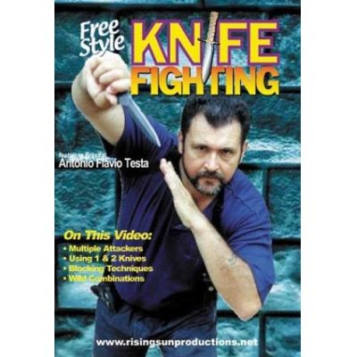 Free Style Knife Fighting | M30-D / EAN:0625866002380