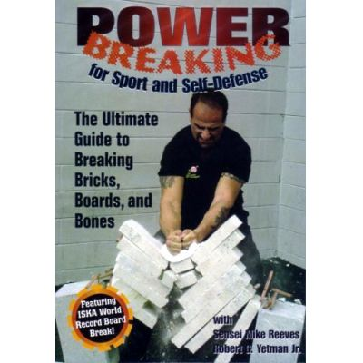 Power Breaking for Sport and Self-Defense | PBDVD / EAN:0805966036137