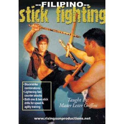 Filipino Stick Fighting | RS65 / EAN:0625866002182