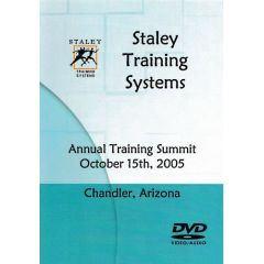 Staley Training Systems Annual Training Summit