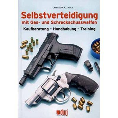 Selbstverteidigung mit Gas- und Schreckschusswaffen | SVGAS / EAN:9783936632552