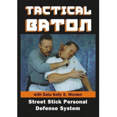 Tactical Baton   TBDVD / EAN:0805966056135