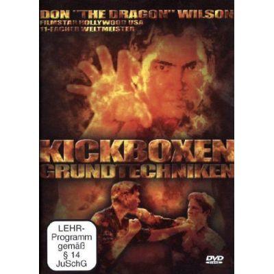 Kickboxen Grundtechniken   VPM-67 / EAN:4260161810672