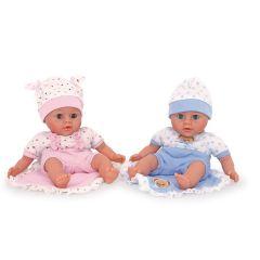 Puppenpaar Christian und Carla Spiel - und Sammlerpuppen