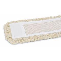 Baumwollmop Numo 50 cm weiß