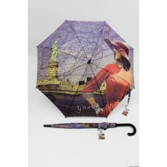 Ynot? Stockschirm Regenschirm Summerland New York