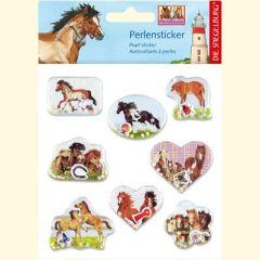 Perlensticker Pferdefreunde