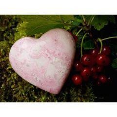 Rhodochrosit Handschmeichler Herz