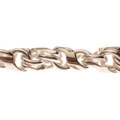 42 cm Andromeda-Kette ? 3,5 mm Silber Halskette