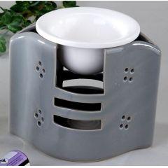 formano trendige Duftlampe aus Keramik 13 cm