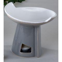 formano moderne Duftlampe aus Keramik 14 cm