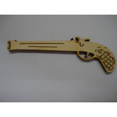 Pistole, Vorderlader