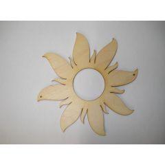 Sonne mit breiten Strahlen 100mm und 160 mm