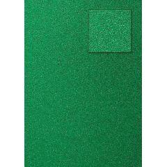 Glitterkarton, dunkelgrün
