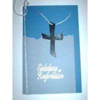 handmade hängendes Kreuz