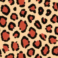 Color Dekor 180° C, 2 Stück, SB Style Animal print