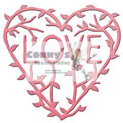 Shapeabilitie Inspire Die IN-009 Love Vine