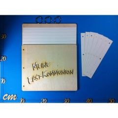 Memory Buch Meine 1. Kommunion, Gästebuch, Fotoalbum zum  selbergestalten