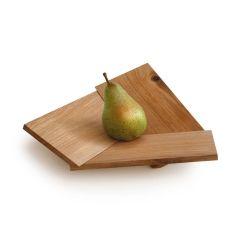 Obstschale aus Holz