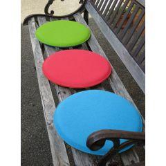 runde Sitzkissen aus Filz, Größe d: 30 oder 35 cm