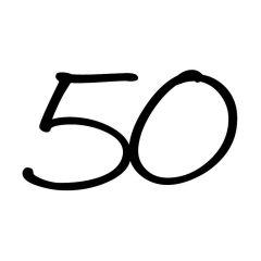 Holzstempel 50
