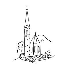 "Stempel ""Kirche"""