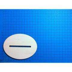 Ständer für Eiform 23cm u. 40cm u. Hasen 36cm u. 40cm, Mond 25 cm
